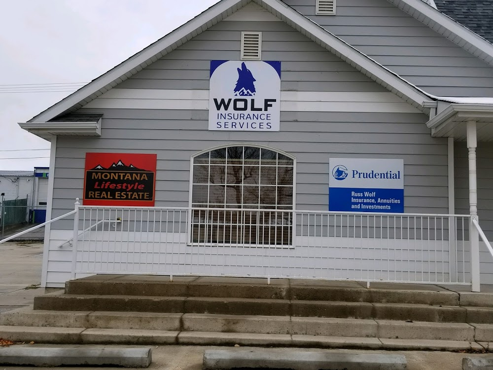 Wolf Insurance Services -Russ & Denise Wolf